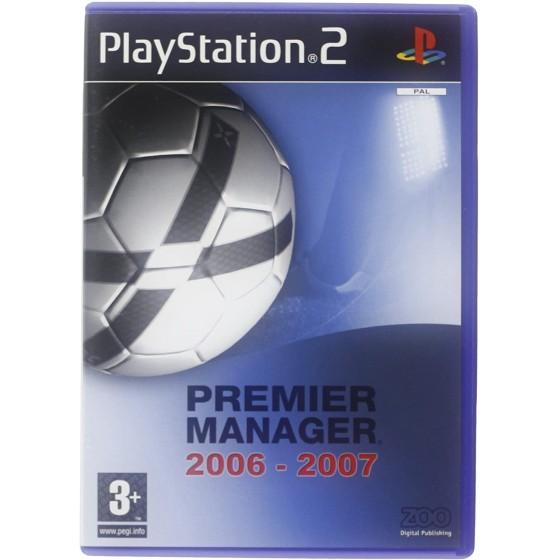 Premier Manager 2006-2007 - PS2