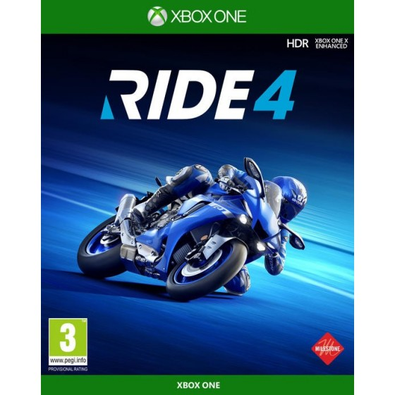 Ride 4- Preorder Xbox One - The Gamebusters