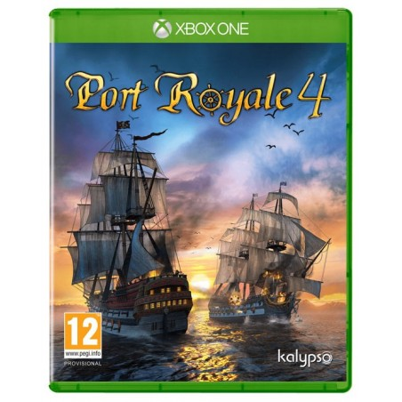 Port Royale 4 - Preorder Xbox One - The Gamebusters