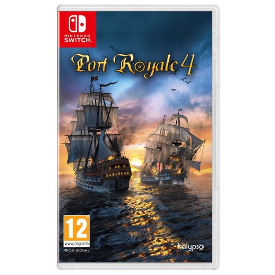 Port Royale 4 - Preorder Switch - The Gamebusters