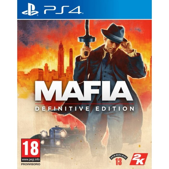 Mafia Definitive Edition - PS4 - The Gamebusters
