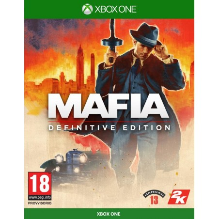 Mafia Definitive Edition - Preorder Xbox One - The Gamebusters