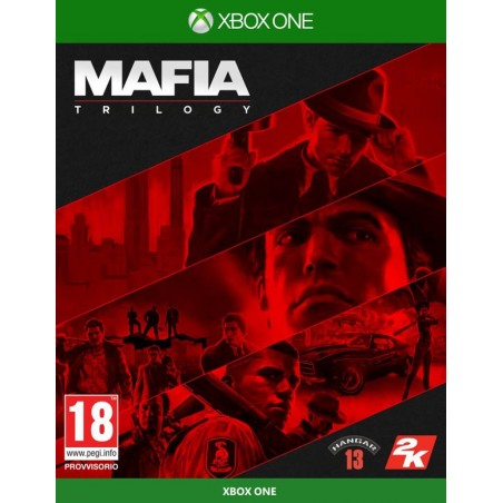 Mafia Trilogy - Preorder Xbox One - The Gamebusters