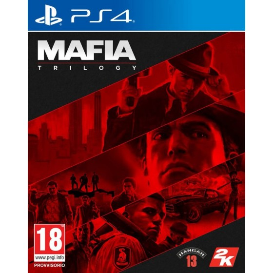 Mafia Trilogy - PS4 - The Gamebusters