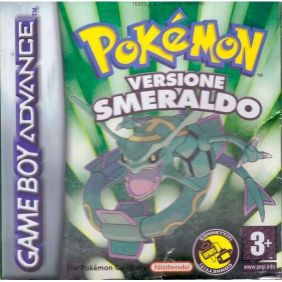 Pokemon Versione Smeraldo - Game Boy Advance