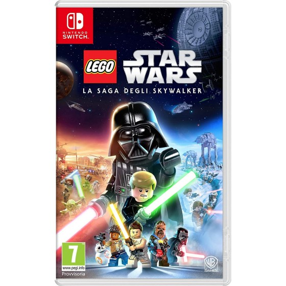 Lego Star Wars La Saga Degli Skywalker - Preorder Switch - The Gamebusters