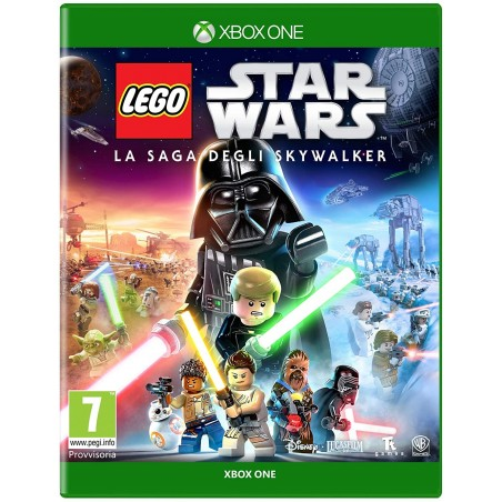 LEGO Star Wars: La Saga Degli Skywalker - Preorder Xbox One