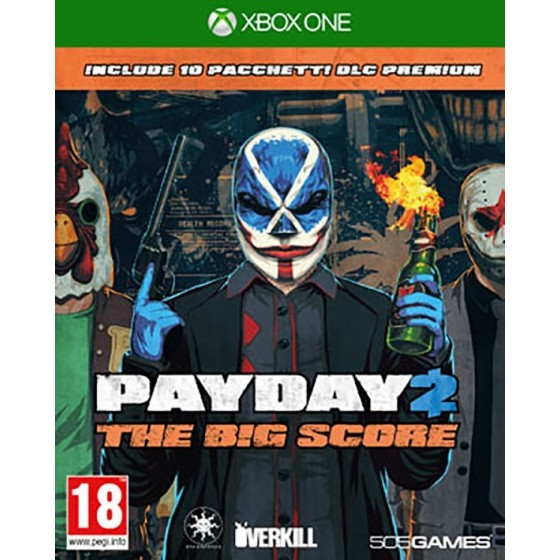 PayDay 2 The Big Score per ONE