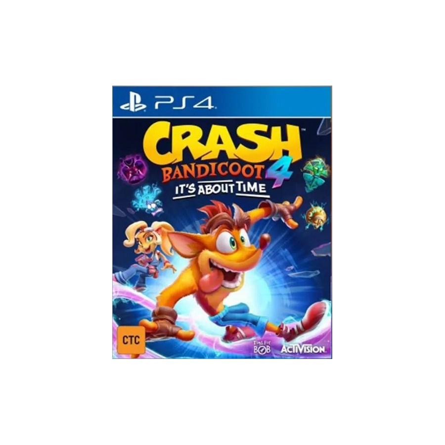 Crash Bandicoot 4 it's about time - PS4