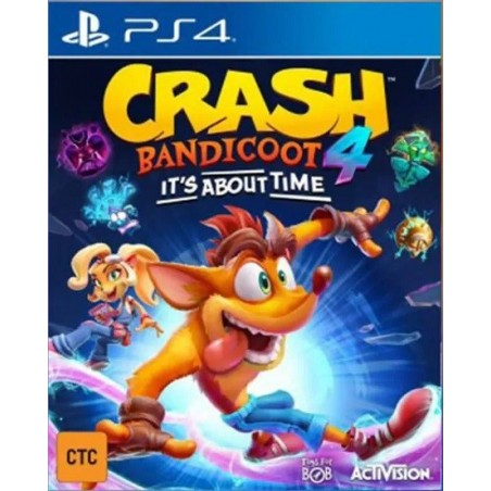Crash Bandicoot 4 it's about time - PS4
