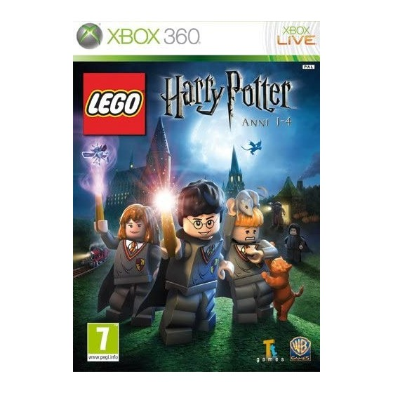 LEGO Harry Potter Anni 1-4 - Xbox 360