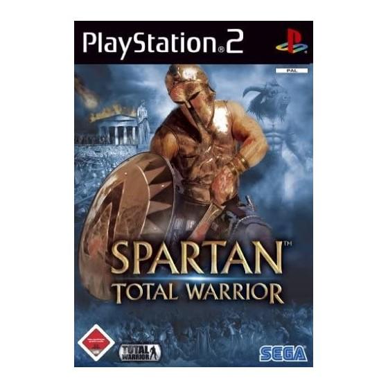 Spartan Total Warrior - PS2