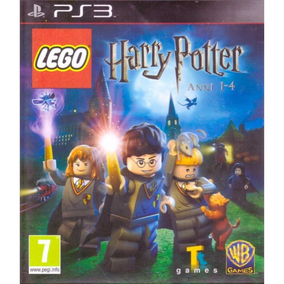 LEGO Harry Potter Anni 1-4 - PS3