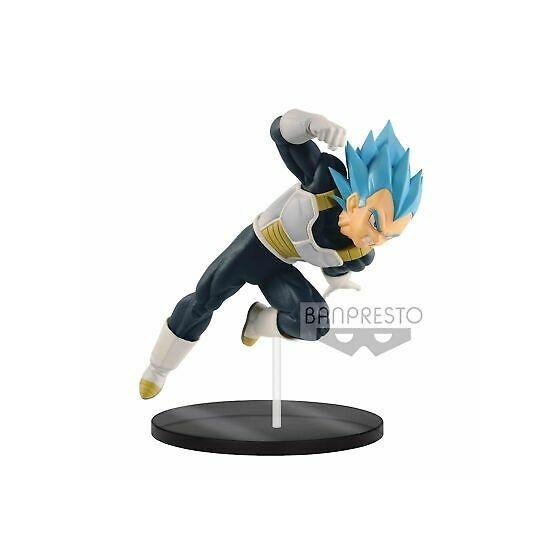 Banpresto Action Figure - Super Saiyan God Super Saiyan Vegeta - Dragon Ball Z