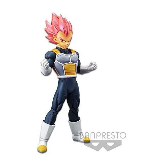 Banpresto Action Figure - Super Saiyan God Super Sayan Vegeta - Dragon Ball Z