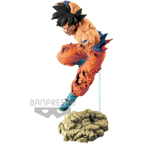 Banpresto Action Figure - Son Goku Fighters - Dragon Ball Z