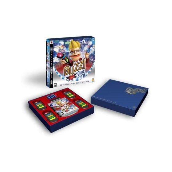 Buzz Quiz TV - Special Edition - PS3