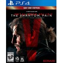 Metal Gear Solid V The Phantom Pain - PS4