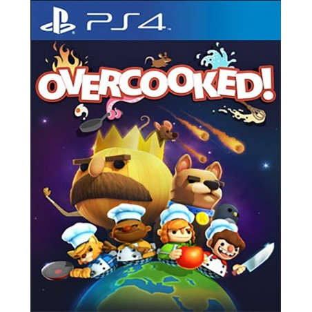Overcooked - Gourmet Edition - PS4