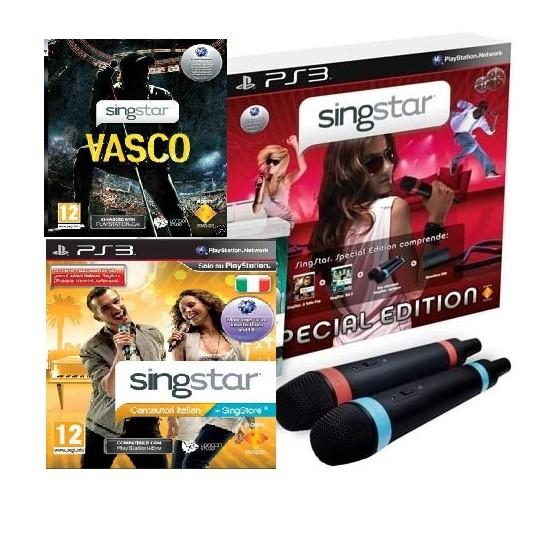 Singstar - Special Edition - PS3