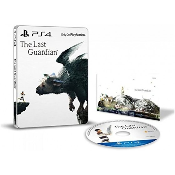 The Last Guardian - Steelbook Edition - PS4