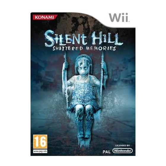 Silent Hill Shattered Memories - Wii