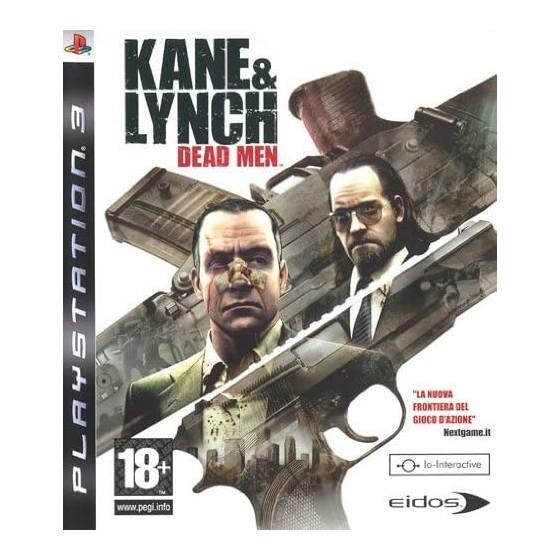 Kane & Lynch Dead Men - PS3