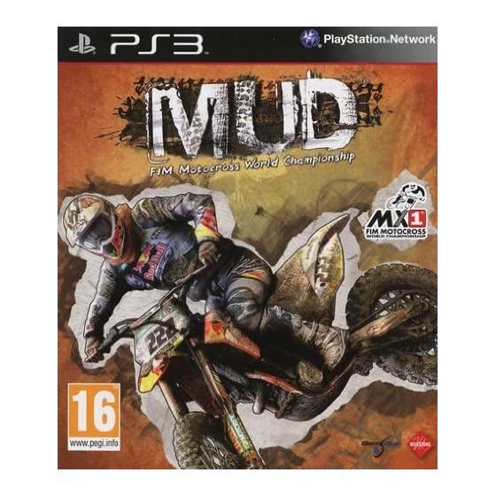 MUD - FIM Motocross World Championship - PS3