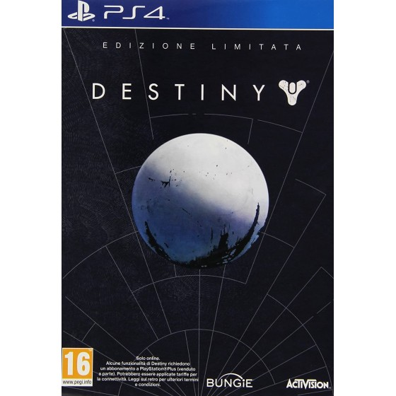 Destiny - Limited Edition - PS4