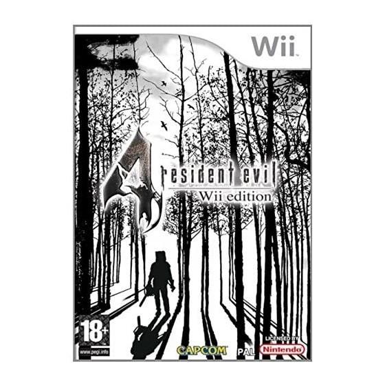 Resident Evil 4 - Wii