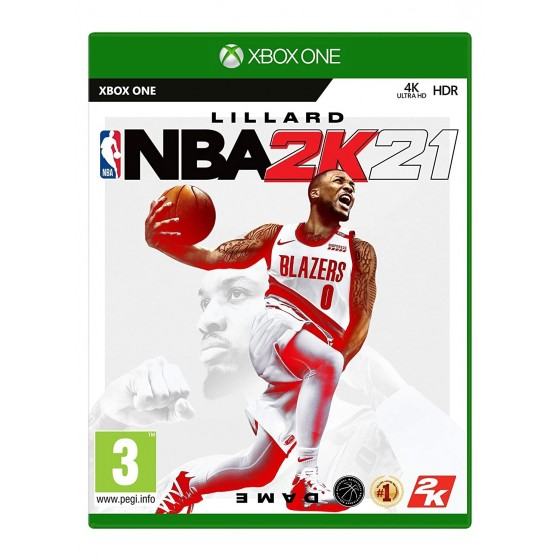 NBA 2K21 - Xbox One - The Gamebusters