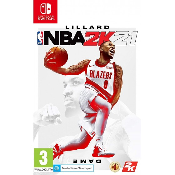 NBA 2K21 - Switch - The Gamebusters