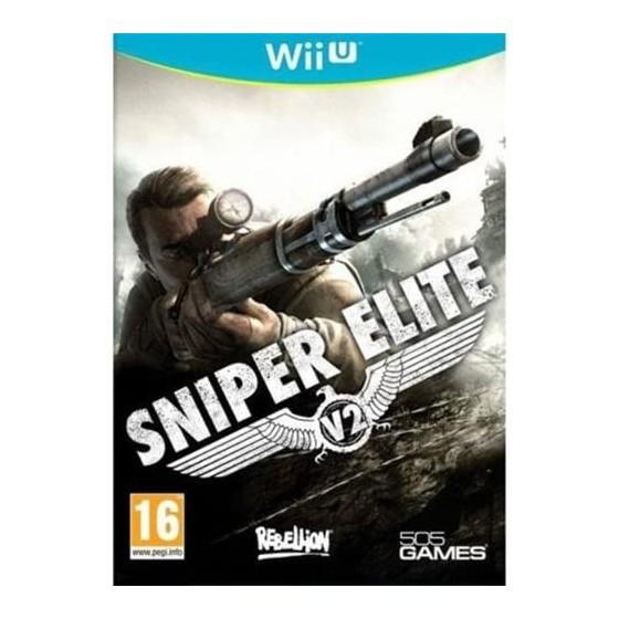 Sniper Elite V2 - WiiU