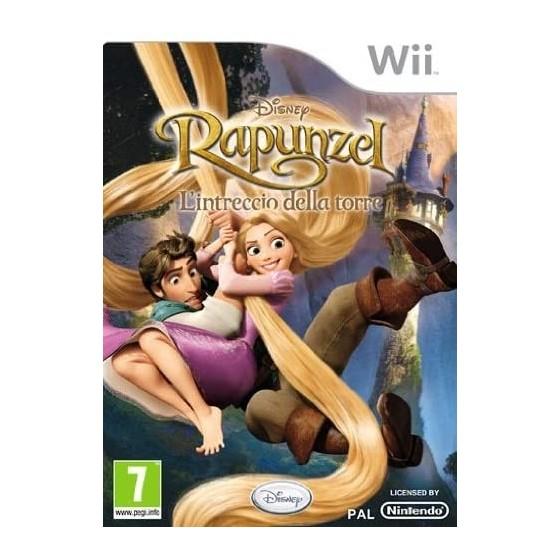 Rapunzel L'intreccio della Torre - Wii