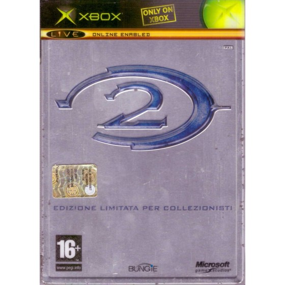 Halo 2 - Limited Collector's Edition - Xbox