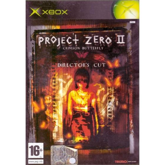 Project Zero 2 - Director's Cut - Xbox