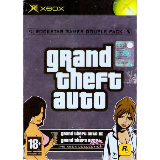 Grand Theft Auto Collection - Xbox