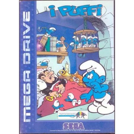 I Puffi - Mega Drive