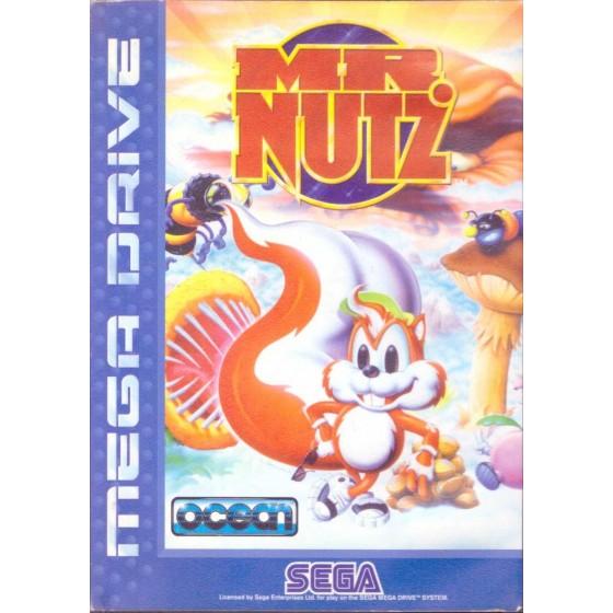 Mr. Nutz - Mega Drive