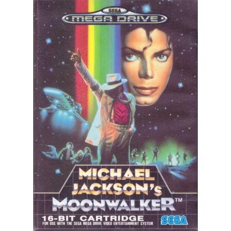 Michael Jackson's Moonwalker - Mega Drive
