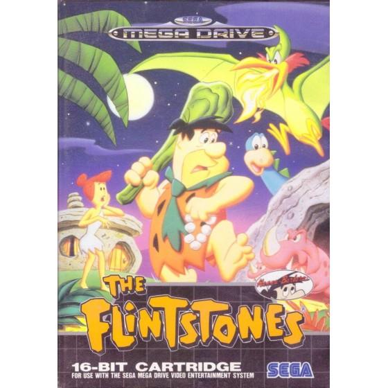 The Flintstones - Mega Drive