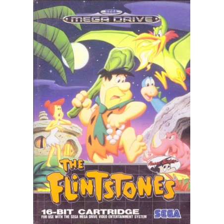 The Flintstones - Mega Drive