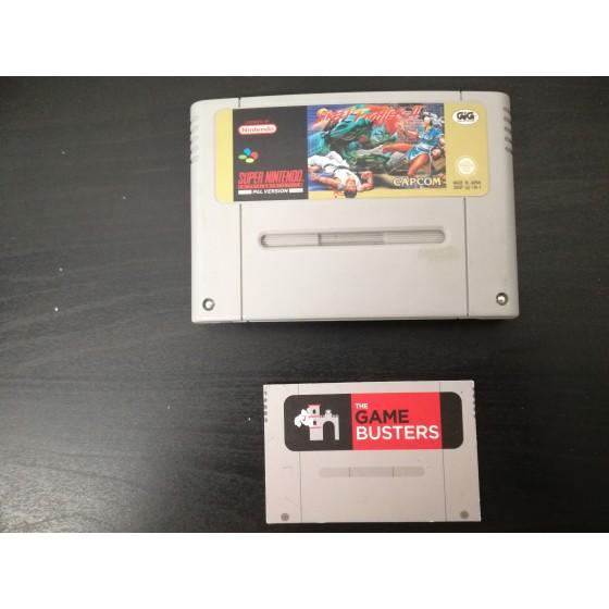 Street Fighter 2 - SNES usato