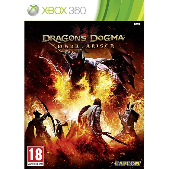 Dragon's Dogma Dark Arisen - Xbox 360
