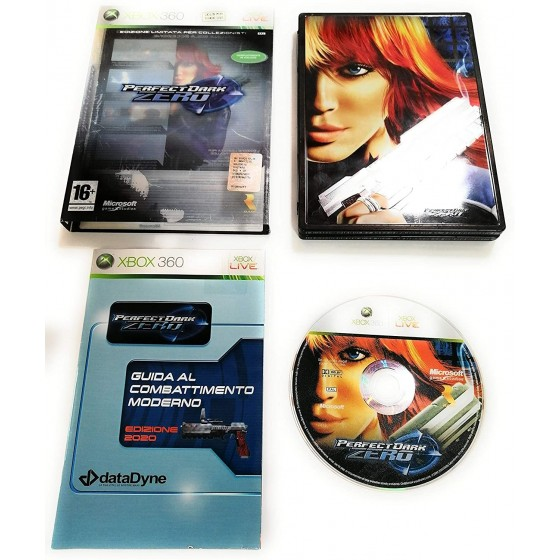 Perfect Dark Zero - Limited Edition - Xbox 360