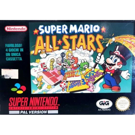 Super Mario All Stars - SNES