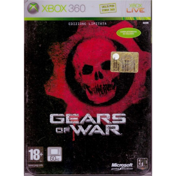 Gears Of War - Limited Edition - Xbox 360