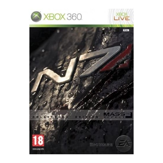 Mass Effect 2 - Collector's Edition - Xbox 360