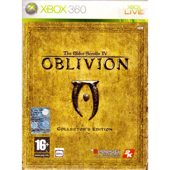The Elder Scroll IV: Oblivion - Xbox 360 usato