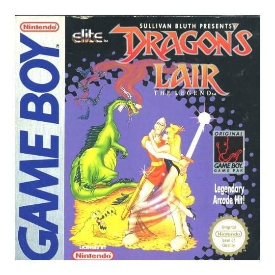 Dragon's Lair: The Legend - Game Boy